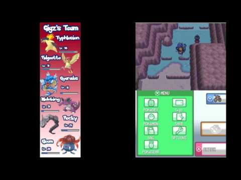 Pokemon Soul Silver Walkthrough: Part # 48... Ice Path