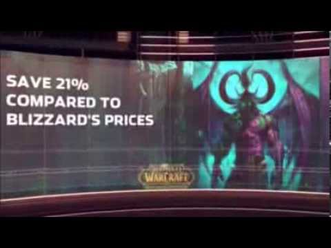 WoW Game Time Discount - Chepeast World of Warcraft Game Time in EU