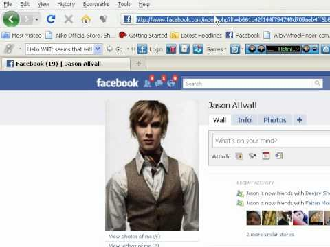Get your exclusive facebook username URL- Similar to facebook email address