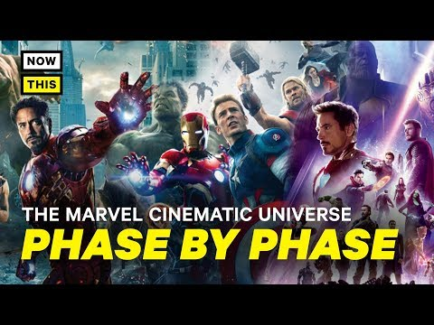 The History of the MCU: Phase by Phase   NowThis Nerd