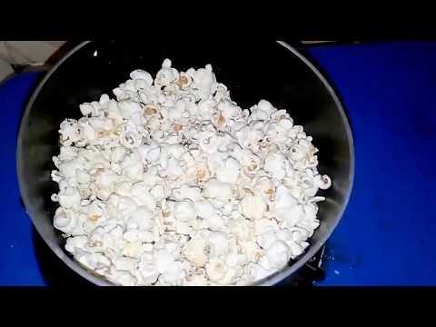 #Sweet Popcorn || মিষ্টি পপকর্ন || মিষ্টি ভূট্টার খৈ || #CookingPassion