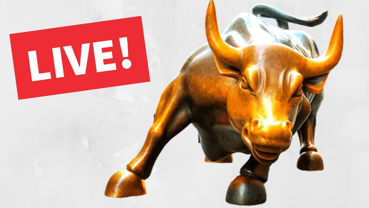 🔴  Watch Day Trading Live - June 15, NYSE & NASDAQ Stocks (Live Streaming)