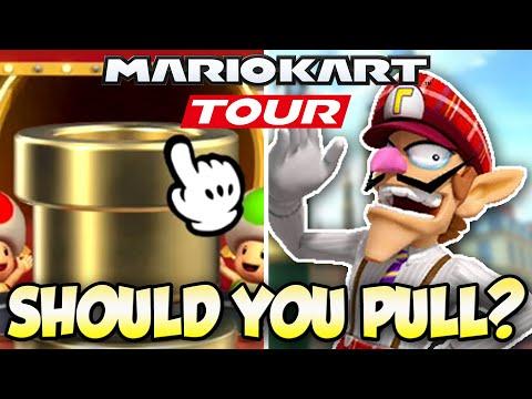 Xxx Mp4 Mario Kart Tour Is Waluigi Bus Driver Worth It 3gp Sex
