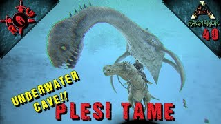 ARK: ICE WYVERN HATCHING & GRIFFIN TAME! Ep 34 [Vanilla w/ S