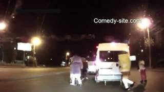 Funniest Road Rage video EVER