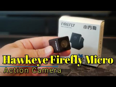 Hawkeye Firefly Micro - Reviewing the cheapest and lightest action camera!