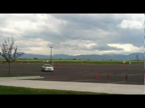 Cadillac CTS Autocross