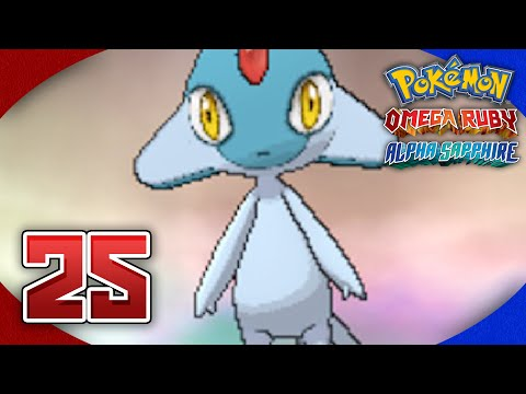 Pokémon Omega Ruby and Alpha Sapphire Walkthrough (After Game) - Part 25: AZELF!