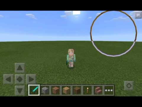 How to Change skin in Minecraft PE (2016)