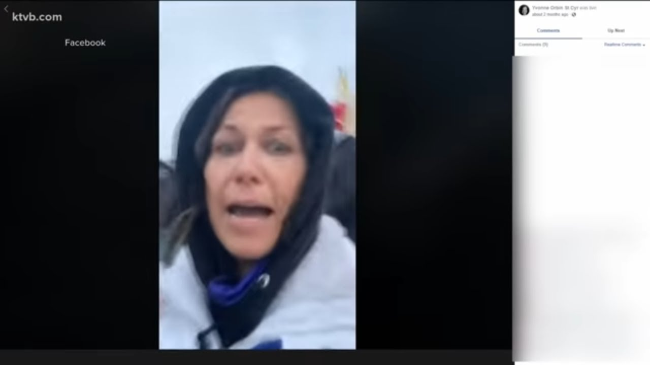 Boise woman charged in US Capitol riot speaks out