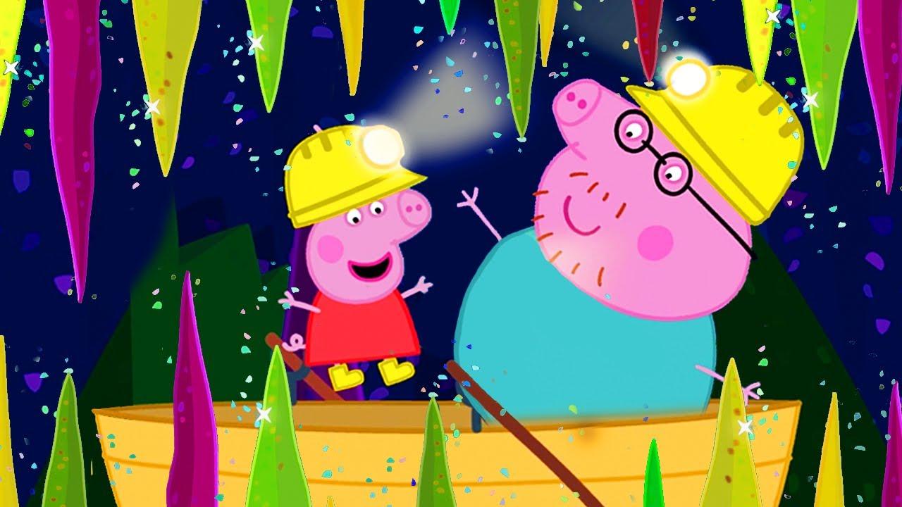 Die Höhlenwanderung NEU! ⭐ Cartoons für Kinder | Peppa Wutz Neue Folgen