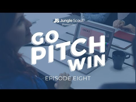 The PERFECT unbreakable wine glass 🍷 ?! I Pitch 2 Week 3 I Go Pitch Win I Jungle Scout