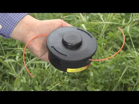 How to Replace Trimmer Line on a STIHL AUTOCUT® 25 2