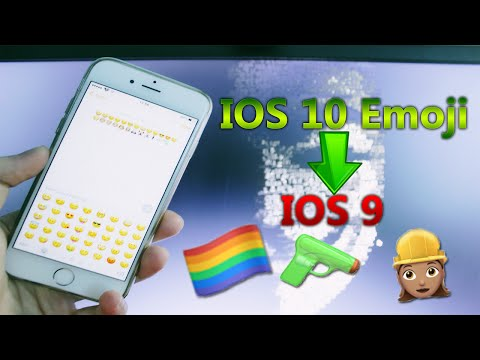 Come avere le Emoji IOS 10 SU IOS 9 [Jailbreak]