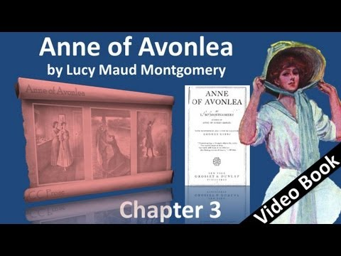 Chapter 03 - Anne of Avonlea by Lucy Maud Montgomery - Mr. Harrison at Home