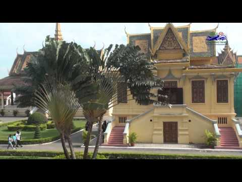 The way  from Siemreap to Phnompenh