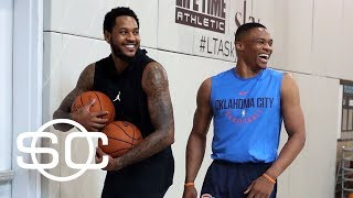 What pushed Melo trade through? | SportsCenter | ESPN