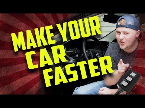MAKE YOUR CAR FASTER WITH THIS MOD | GO PEDAL