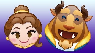Beauty and the Beast As Told By Emoji | Disney