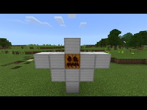 How to Summon the Wither Buster | Minecraft PE