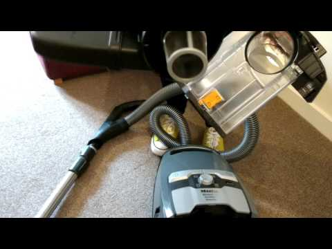 Miele Blizzard CX1 cylinder cleaner review