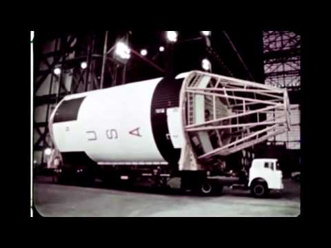 Historic Space Movie: The Saturn IB Story