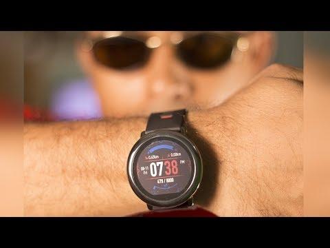 Apple Watch Alternative - Xiaomi Amazfit Smart Watch only $99