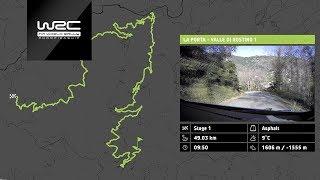 WRC - Corsica Linea Tour de Corse 2018: The 12 Stages