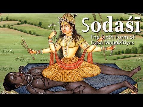 SHODASI KALYANI TRIPURASUNDARI – The Sixth Form of the Dasa MahaVidyas – For Desires