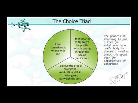 Motivational Interviewing  Improving Medication Adherence