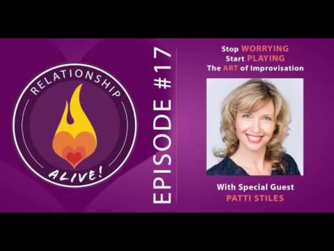 17: Stop Worrying, Start Playing - The Art of Improvisation with Patti Stiles