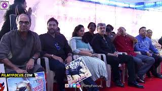 Thala Ajith Speech Against jalli kattu || Nadihgar Sangam || Ajith || suriya  || sathya Raj