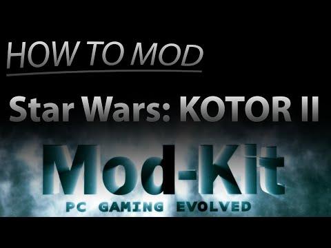 MOD-KIT - Star Wars: Knights of the Old Republic II