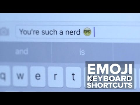 CNET How To - Send emojis faster with keyboard shortcuts