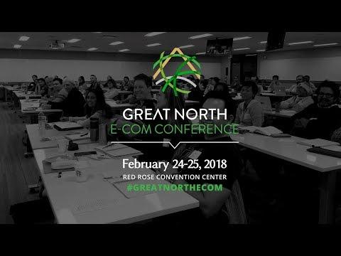 Great North e-Com Conference in Canada!