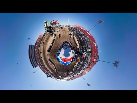 GoPro Fusion: 2017 Monster Energy Cup with Jordon Smith in 4K VR