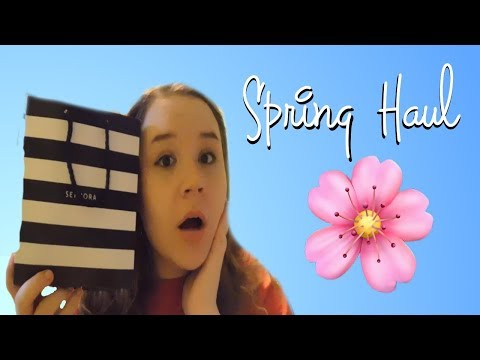 Spring Haul 2018! | Bath and Body Works, JCPenney, and More!