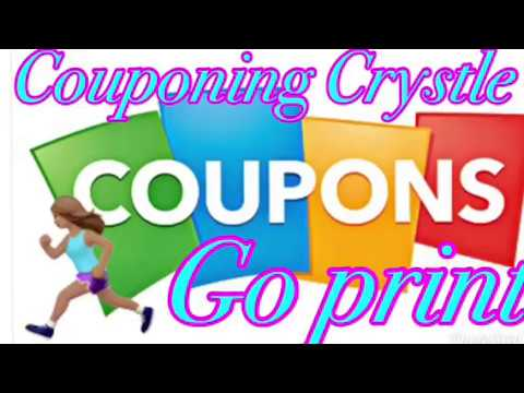 Coupons.com Coupons GO print - $2 Persil & more🏃🏽‍♀️