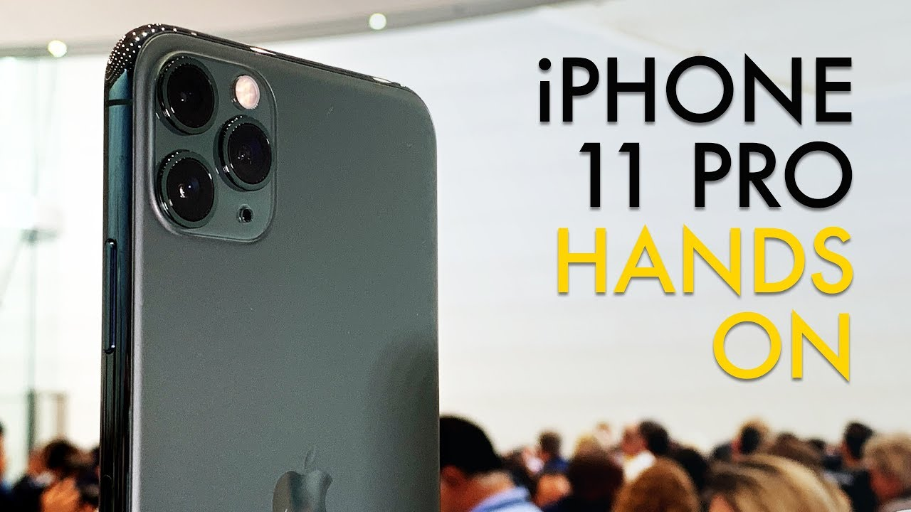 iPhone 11 Pro Hands-On: This Changes Everything!