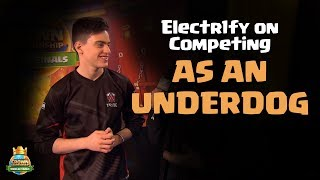 Electr1fy on Competing as an Underdog - CCGS World Finals Interview