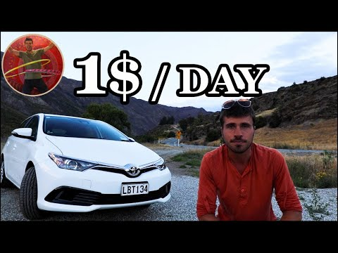 ALMOST FREE RENTAL CAR IN NEW ZEALAND! - Ep 80