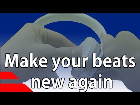 Make your Beats Solo 2' Look New Again!