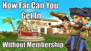 Pirate101 Quest for PIG COMPANION (Inoshishi Chief ''swashbuckler