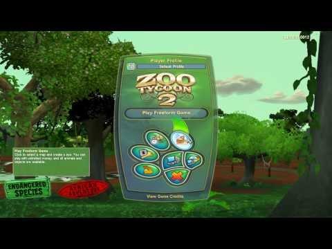 Zoo Tycoon 2 (PC) - Tutorial: A Chegada de Novos Animais (Campanha)