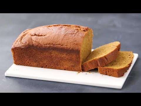 How to Avoid Soggy-Bottomed Pumpkin Bread- Kitchen Conundrums with Thomas Joseph