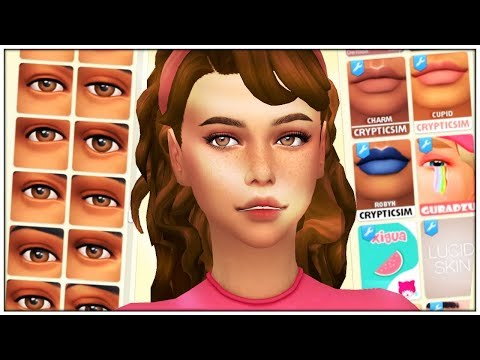 MY NEW(ish) MUST-HAVE CAS MODS | The Sims 4
