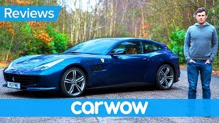 Ferrari GTC4 Lusso 2018 review – see why it