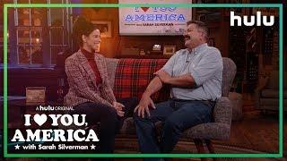 "Sarah Interviews Randy ""Iron Stache"" Bryce   I Love You, America on Hulu"