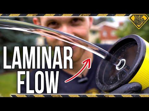 Making a Laminar Flow Nozzle