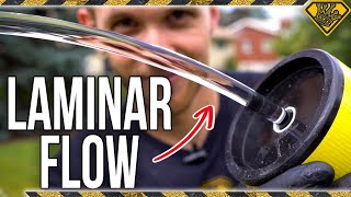 Download Making a Laminar Flow Nozzle Video